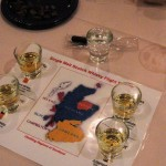 Whisky Tasting at Valentine's Day Party