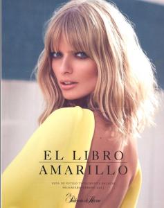 Cover of Palacio de Hierro Spring/Summer 2013 Catalogue