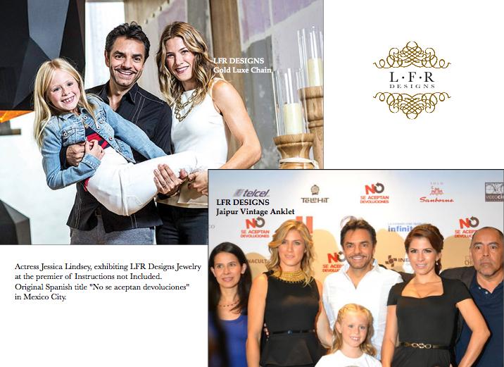 LFR Designs Jewelry & Jessica Lindsey