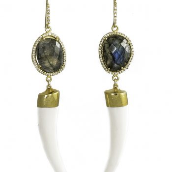 Jovanna LG Drop Earrings